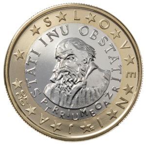 Motto sull'Euro Sloveno
