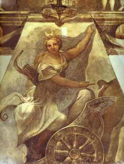 Sublime, la dea diana del Correggio - Foto Andrea Macco