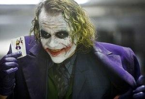 La lezione di Joker e del Cavaliere oscuro