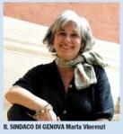 vincenzi sindaco genova