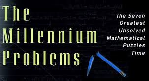 millennium problems cover