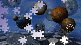 Il lavoro degli scribani della Scienza: riordinare le tessere già presenti del puzzle, indicare quelle mancanti ancora da inserire