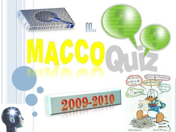 Maccoquiz 2009-10