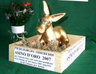 Asino d'oro 2007 - A Odifreddi