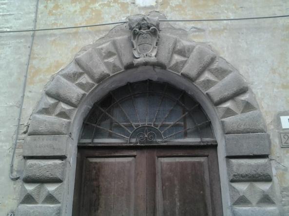 SANTARCANGELO DI ROMAGNA, CENTRO STORICO PALAZZO DOCCI ANNO 1639. - Foto di Ciro Foster.