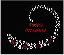 logo coppa Pitagora sfondo black