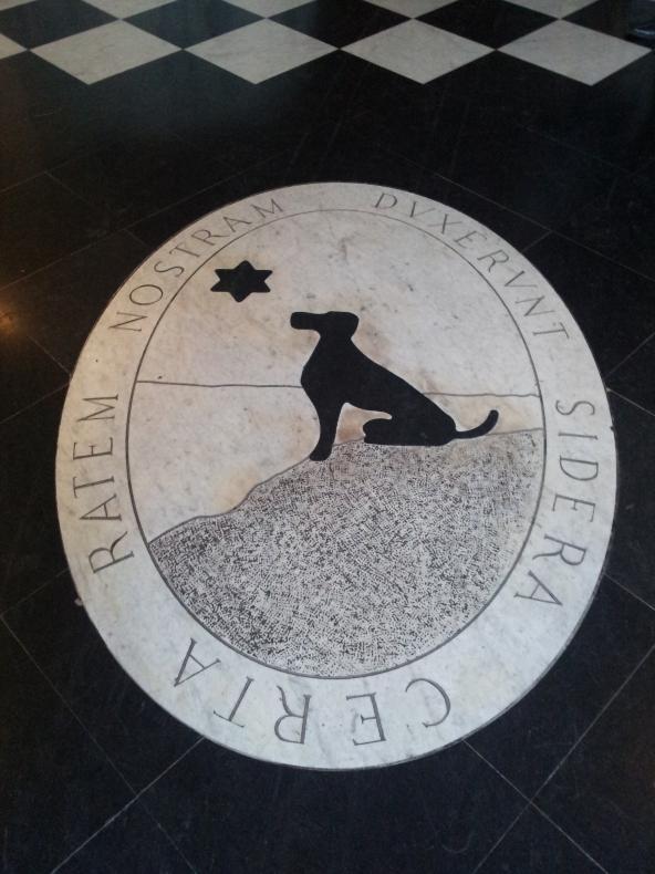 stemma e motto castello Canevaro di Zoagli - foto A.Macco
