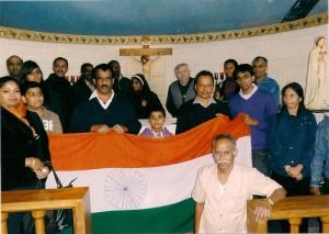 La comunità indiana di Goa presente a Genova