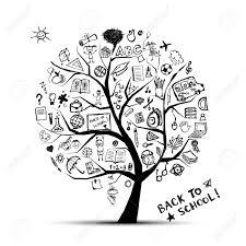 back to school - math tree
