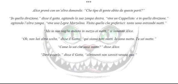 Alice & Gatto - matti