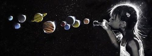 sogno universo bellissima