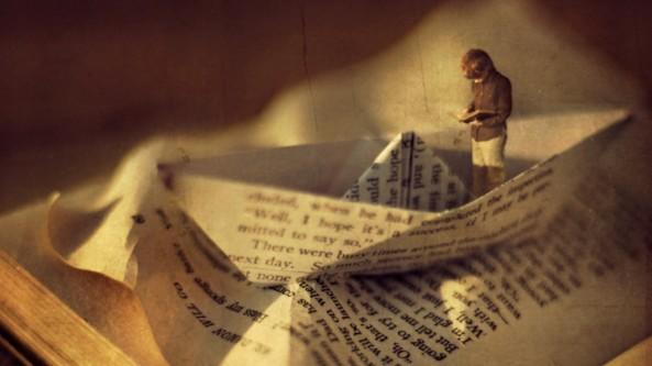 L'inizio di un libro è una nuova avventura che ha inizio!