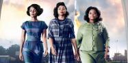 La matematica afroamericana Katherine Johnson, insieme a Dorothy Vaughan, responsabile non ufficiale del settore IBM 7090, e l'aspirante ingegnere Mary Jackson, in IL DIRITTO DI CONTARE