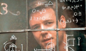 Russell Crowe starred in A Beautiful Mind.