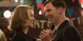 KEIRA KNIGHTLEY and BENEDICT CUMBERBATCH star in THE IMITATION GAME