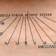 seconda meridiana di Chiampernotto (1874)